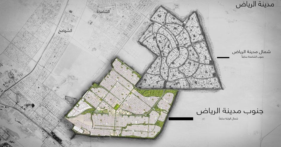 إرساء أعمال البنية التحتية للمرحلة الأولى من مشروع جنوب مدينة الرياض بـ 1 53 مليار درهم جريدة الوحدة